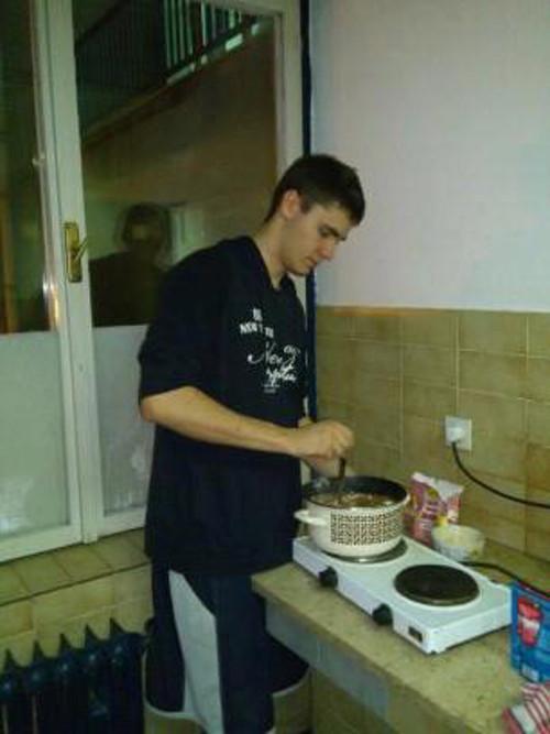 Studentski život i kuhanje graha u domu