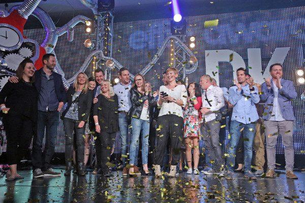 Dobitnici Effie Grand Prix nagrade i Zlatne Effie nagrade – Zagrebačka pivovara, BBDO Zagreb, Universal McCann Slike: Borna Filic/PIXSELL
