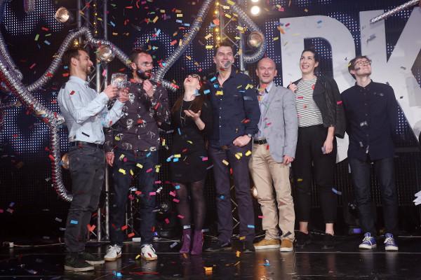 Nagrade MIXX - Senor i Studio Cavar.