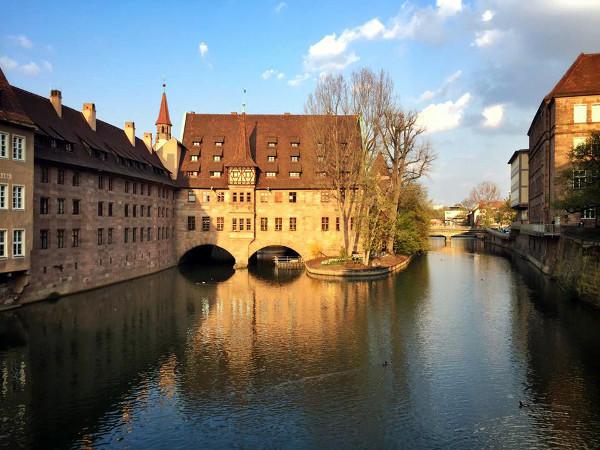 Nürnberg je također pun coworking prostora, a Nijemci će vam račun za njih poslati mailom.