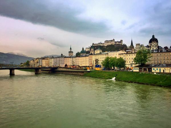 U Salzburgu se isplati ostati i raditi barem tjedan dana.