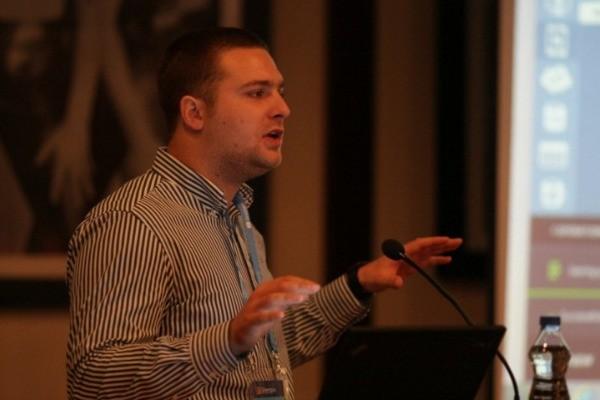 Bruno Kovačić, CEO Axillisa,