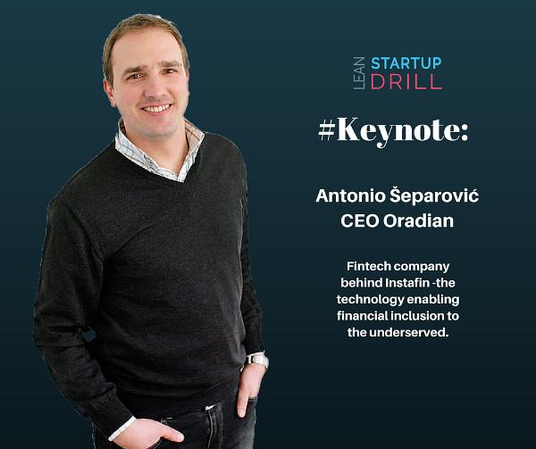 lean startup drill antonio