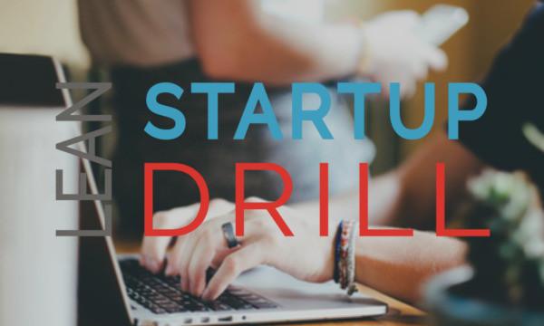 lean startup drill naslovna