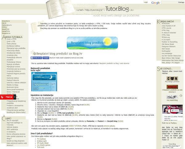 Nelin Tutor blog pomogao je mnogima da svladaju osnove HTML-a i CSS-a.