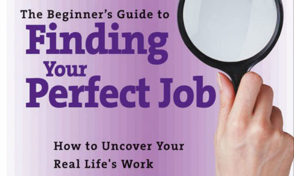 Finding your perfect job knjiga