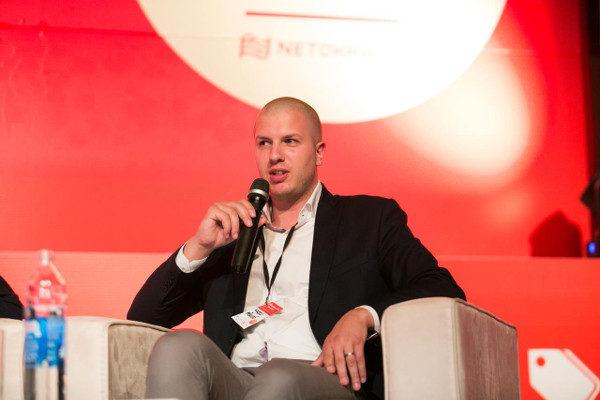 Marko Mišulić, osnivač Rentlija, sudjelovao je na Netokracijinoj konferenciji o digitalnoj ekonomiji OMGcommerce (slika: Luka Travaš)
