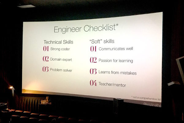 What makes a good engineer