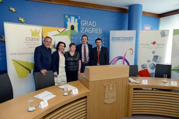 Finaliste Zagreb Connecta očekuju novčane nagrade u vrijednosti od 50 tisuća eura, a pobjednici idu za Tel Aviv, što je omogućila suradnja s Izraelskim veleposlanstvom.