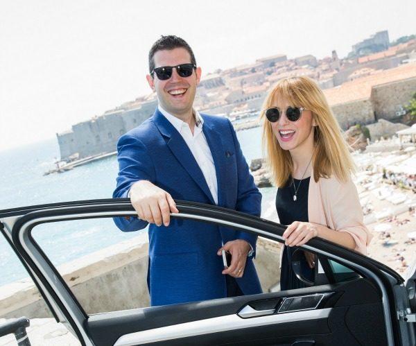 30.05.2016., Ploce, Dubrovnik - Snimanje za potrebe klijenta, Uber. Photo: Grgo Jelavic/PIXSELL