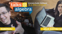 talks algebra
