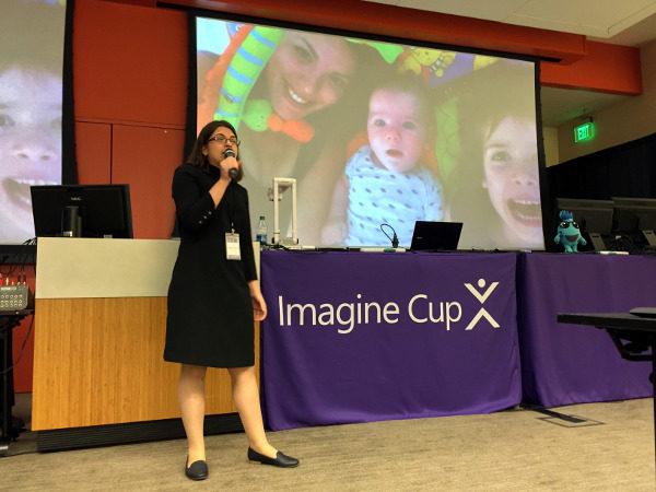 Prezentiranje problematike kroz priču majke s autističnim djetetom, koja kroz cijeli razvoj prototipa daje timu vrlo vrijedne informacije.