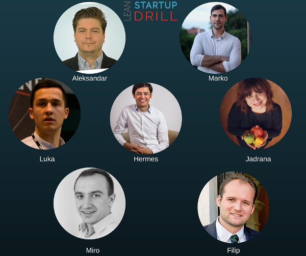 Lean startup drill mentori
