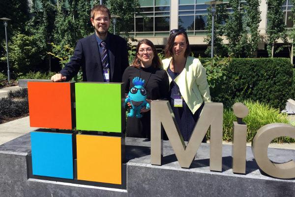 Microsoftova Nina Šindija potaknula je tim na prijavu za Imagine Cup nakon njihovog sudjelovanja u Software Startup Akademiji.