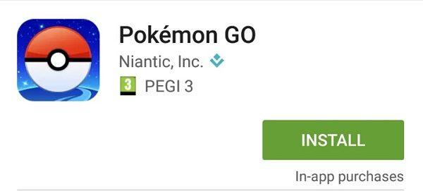 U Hrvatskoj je službena aplikacija dostupna od 16. srpnja na Play Storeu i App Storeu.
