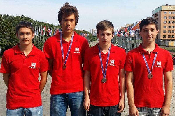 Hrvatski reprezentativci se iz Rusije vraćaju s tri medalje - srebrom i dvije bronce.