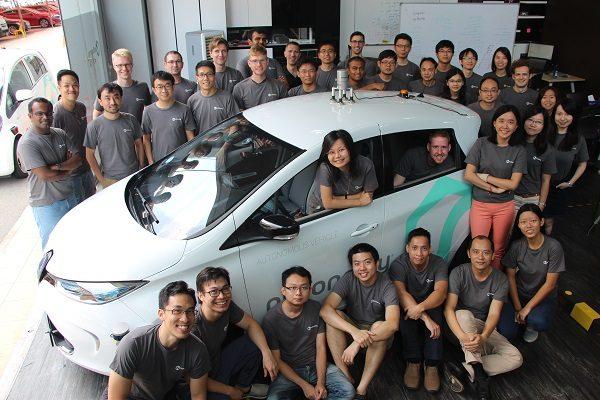 nuTonomy je prva kompanija koja je započela s probnim vožnjama autonomnih taksija, u čemu je preduhitrila Uber.