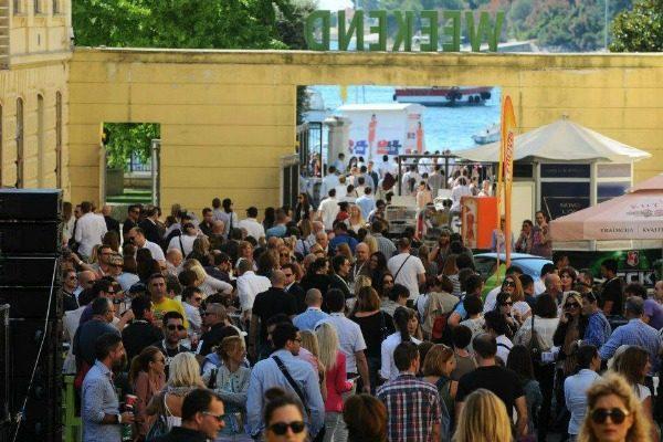 Weekend Media Festival je do sada ugostio gotovo 45.000 sudionika.
