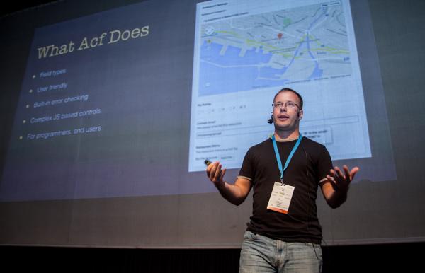 Na WordCampu možete poslušati vrhunska predavanja domaćih i stranih predavača.