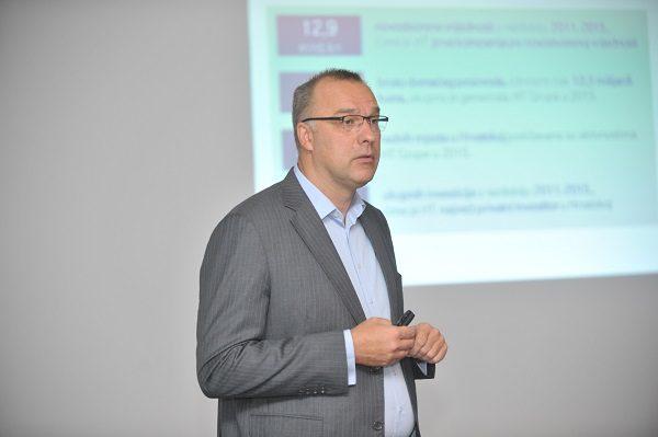 Analiza koju je proveo zagrebački Ekonomski institut pokazala je da je HT najveći privatni investitor u Hrvatskoj.