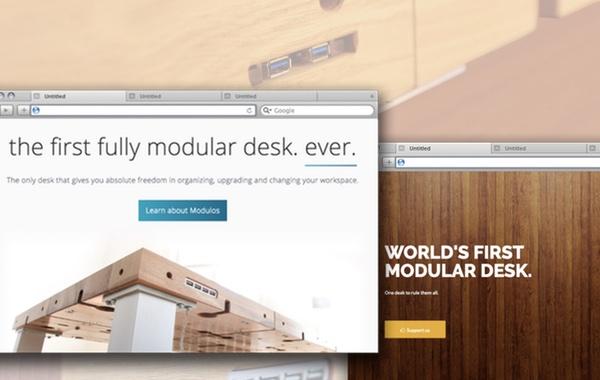 modularni stol