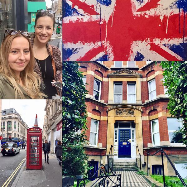 London nas je zvao i mi smo se odazvale!