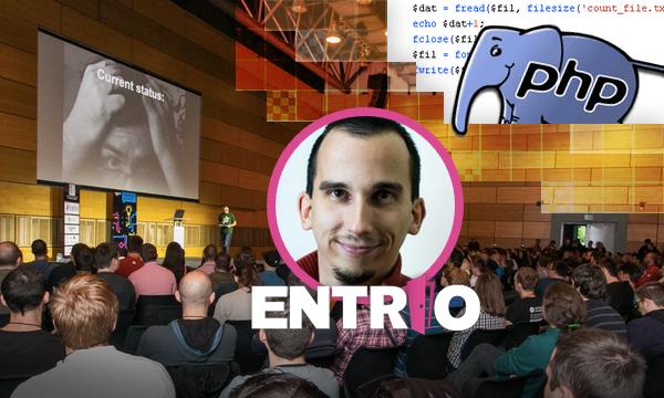 Berislavov Entrio koristi mnoštvo događaja, uključujući Webcamp (Photo: Arhiv Webcampa)