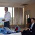 Russell i Michael su na jučerašnjem predavanju u Westinu pokušali odgovoriti na pitanje kakav treba biti dobar poduzetnik i vođa suvremenog doba.