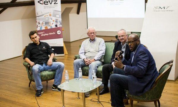 Tijekom radionice je održan i 8. Dezmeetup u kojem su sudjelovali Scott Steward, David Baker i Fabrice Bonvoisin