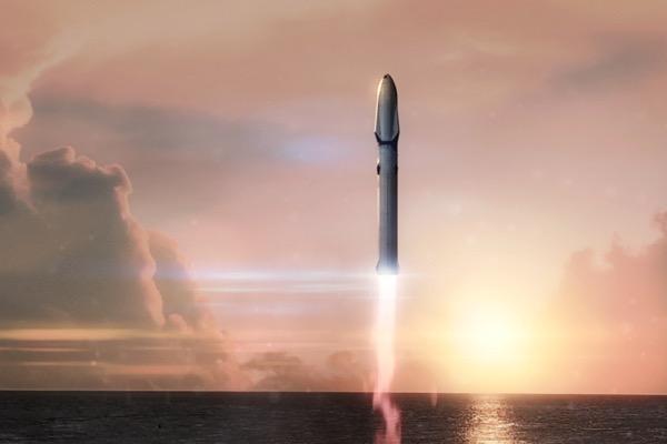 SpaceX-ov ITS još je debelo u fazi koncepta.