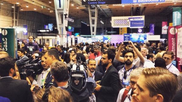 Ovogodišnji Web Summit posjetilo je oko 53.000 osoba.
