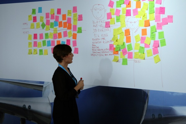 Upoznajte Vlatka - tipičnog polaznika edukacija o design thinkingu.