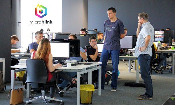 Novi zaposlenici se odmah uključuju u važne projekte jer imaju svježu perspektivu, smatraju u MicroBlinku.