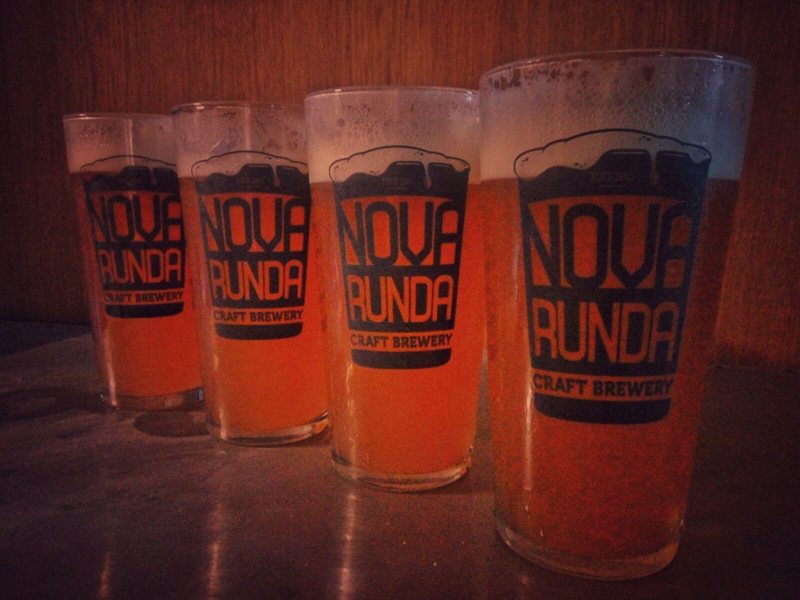 Jedini 'tradicionalni' oblik marketinga u koji je Nova Runda uložila su - čaše.