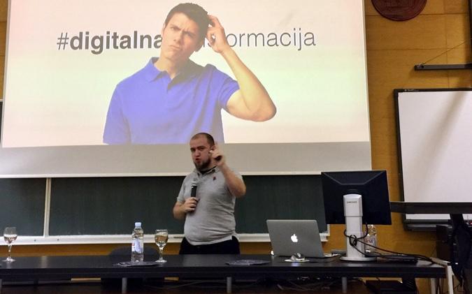 O digitalnoj transformaciji tvrtki kao i novim igračima koji mijenjaju tržište rada govorio je naš Ivan Brezak Brkan.