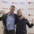 Aco Momčilović, Rimac Automobili, i Krisijan Knežević, Greyp, na jučerašnjoj dodjeli nagrada portala MojPosao za najbolje poslodavce.
