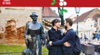 Tkalčićeva ulica je samo jedna od 7 lokacija za romantične poljupce u Zagrebu.