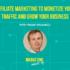Frank Ravanelli dolazi iz svijeta ecommercea i affiliate marketinga, a trenutno radi u tvrtci Foreo.