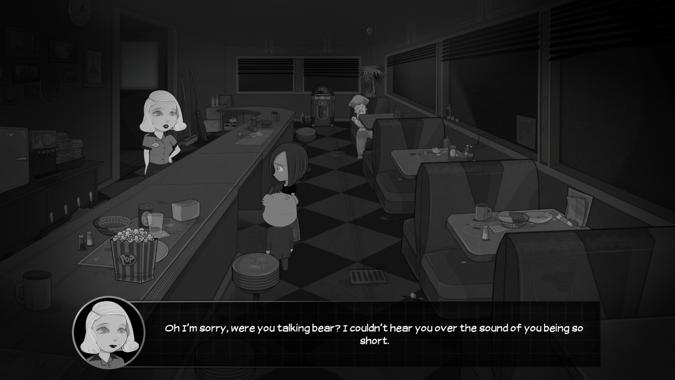 Igra kombinira stare detektivske filmove i dječju maštu, misteriju i humoristične trenutke.