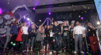 16.04.2016., Rovinj - Dani komunikacija 2016., nacionalni festival marketinskih komunikacija koji traje od 14. do 18. travnja u hotelu Lone.  Dodjela nagrada Ideja X. Photo: Borna Filic/PIXSELL