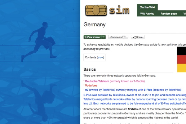 Gdje naći preporuke prepaid SIM kartica?
