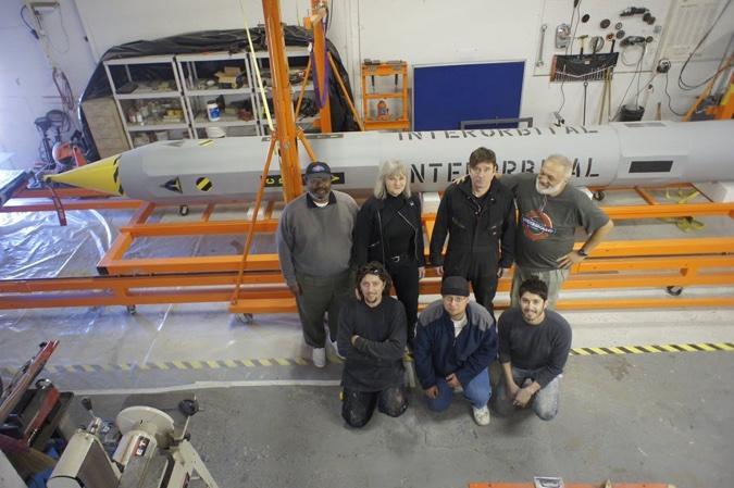 projektirao i izrađuje Interorbital Systems u njihovoj tvornici i pokusnim lokacijama u Mojave Air and Space Portu