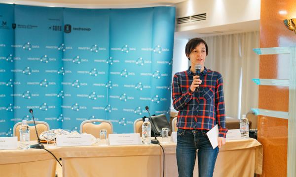 U ime organizatora obratila se Jelena Berković iz GONG-a