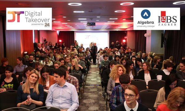 Natječaj za Algebrinu stipendiju organizira se pod pokroviteljstvom nadolazeće konferencije Digital Takeover.