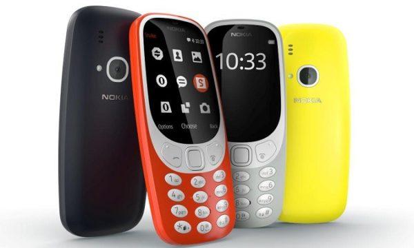 Nova kultna Nokia 3310 stiže s modernim dizajnom i iznimno dugim trajanjem baterije.
