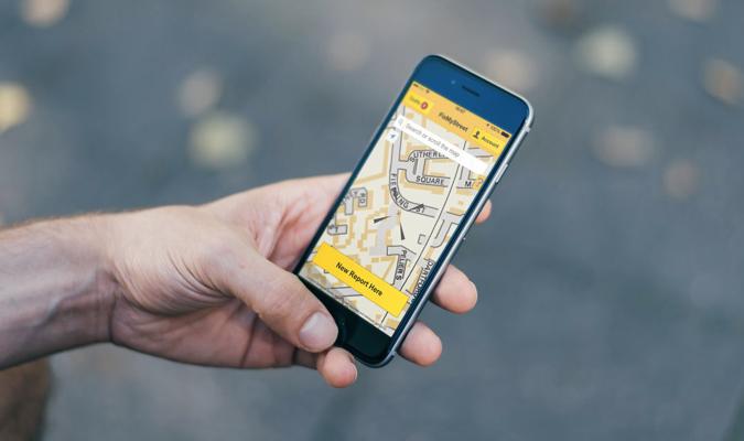FixMyStreet otvorena je platforma koja se može lokalizirati, a već se koristi u Velikoj Britaniji, Švicarskoj, Švedskoj...
