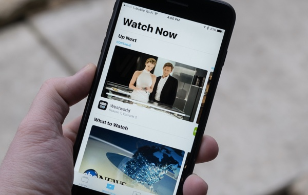 HBO Go iPhone
