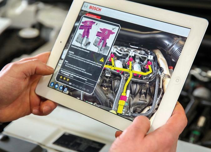 Povezane automehaničarske radionice znat će kada treba zamijeniti ili popraviti određeni dio vašeg (povezanog) automobila.