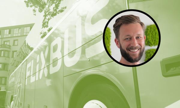 FlixBus je u potpunosti promijenio imidž putovanja autobusom od starih buseva sa zaključanim toaletom i čangrizavim vozačem u mlad i moderan način putovanja, kaže njihov potpredsjednik za međunarodno poslovanje.