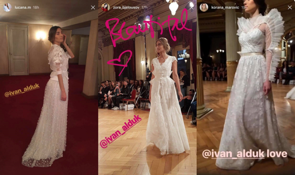 I manekenke su dobile upute kako da objavljuju na Instagramu.